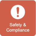 Safety & Compliance icon